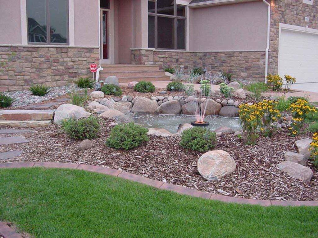 Fabulous Small Front Yard Landscaping Ideas