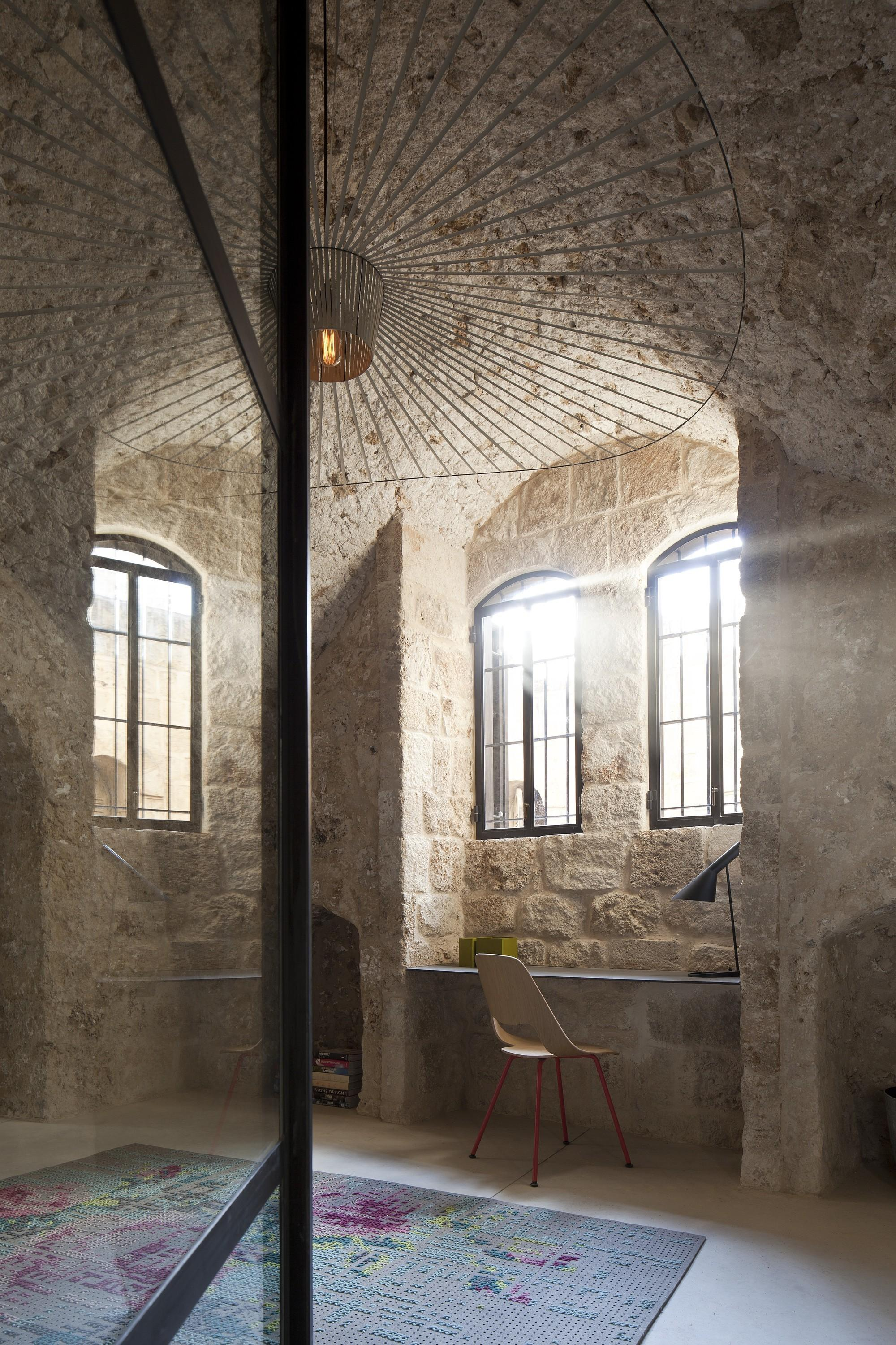 Factory Jaffa House Pitsou Kedem Architects