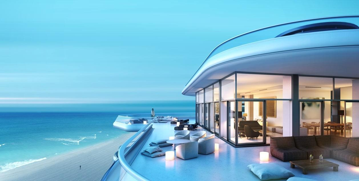 Faena House Miami Beachside Penthouse Layers Luxury