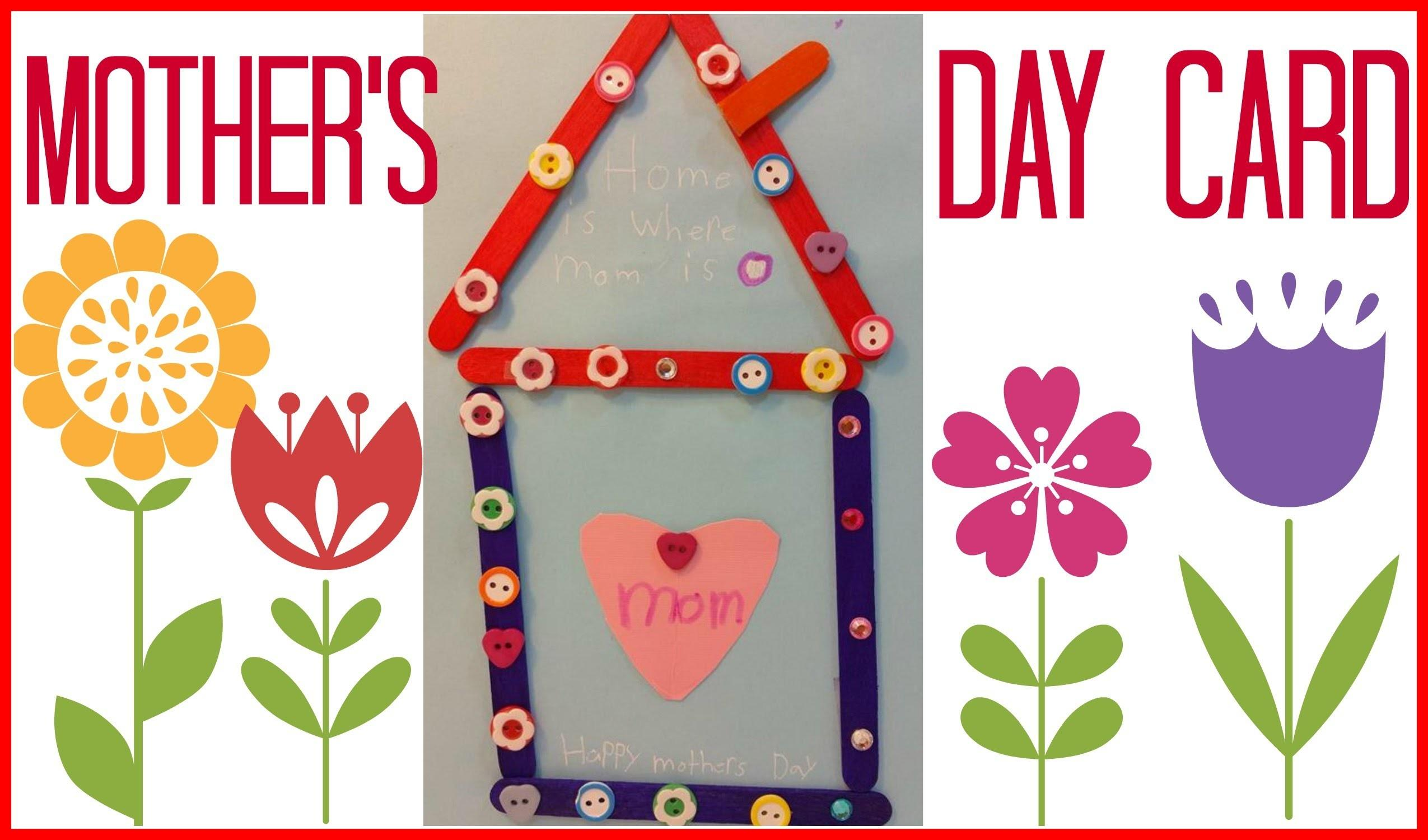 Fairly Evi Sweet Jamm Present Diy Mothers Day Card