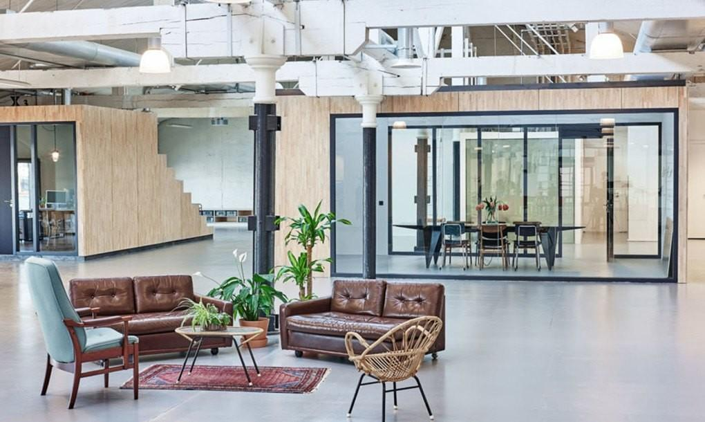 Fairphone Amsterdam Offices Built Inside Old