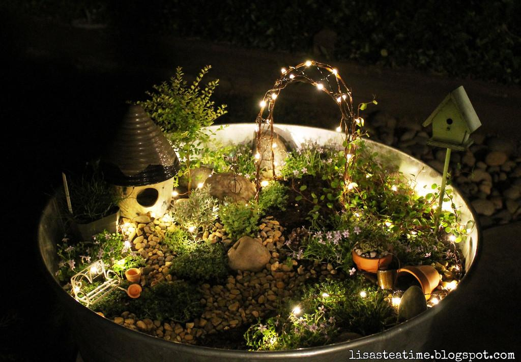 Fairy Garden Night First Little