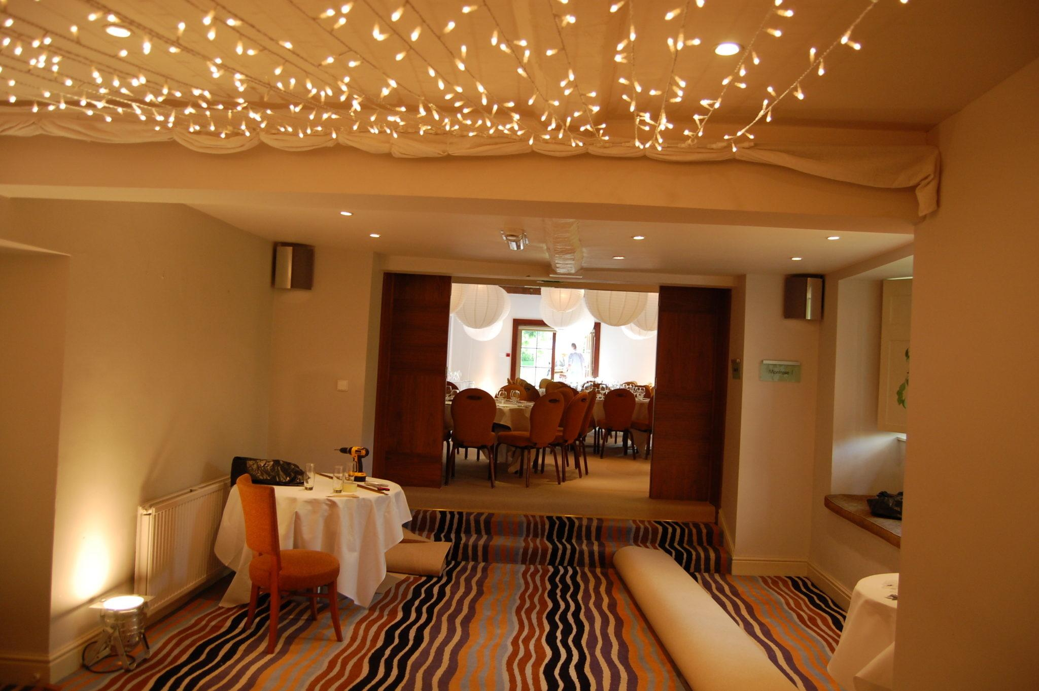 Fairy Light Fan Canopy Lights Room Ideas All