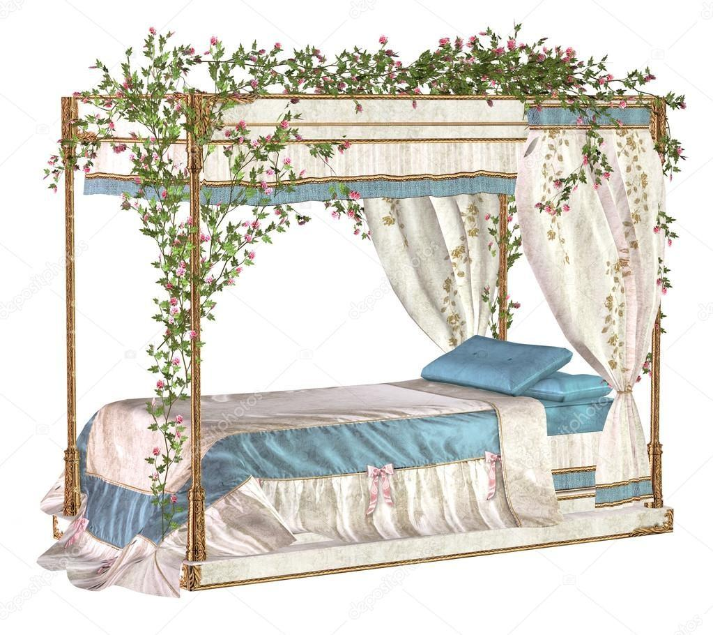 Fairy Tale Bed Stock Moreenb