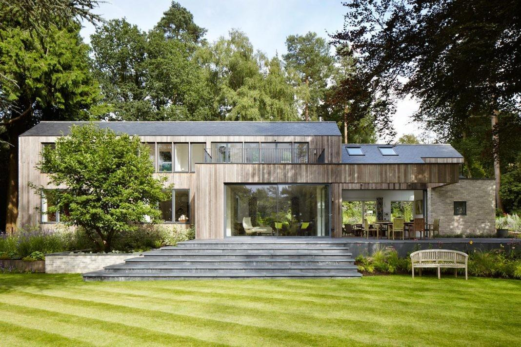 Fairy Tale Old Bungalow Converted Into Contemporary