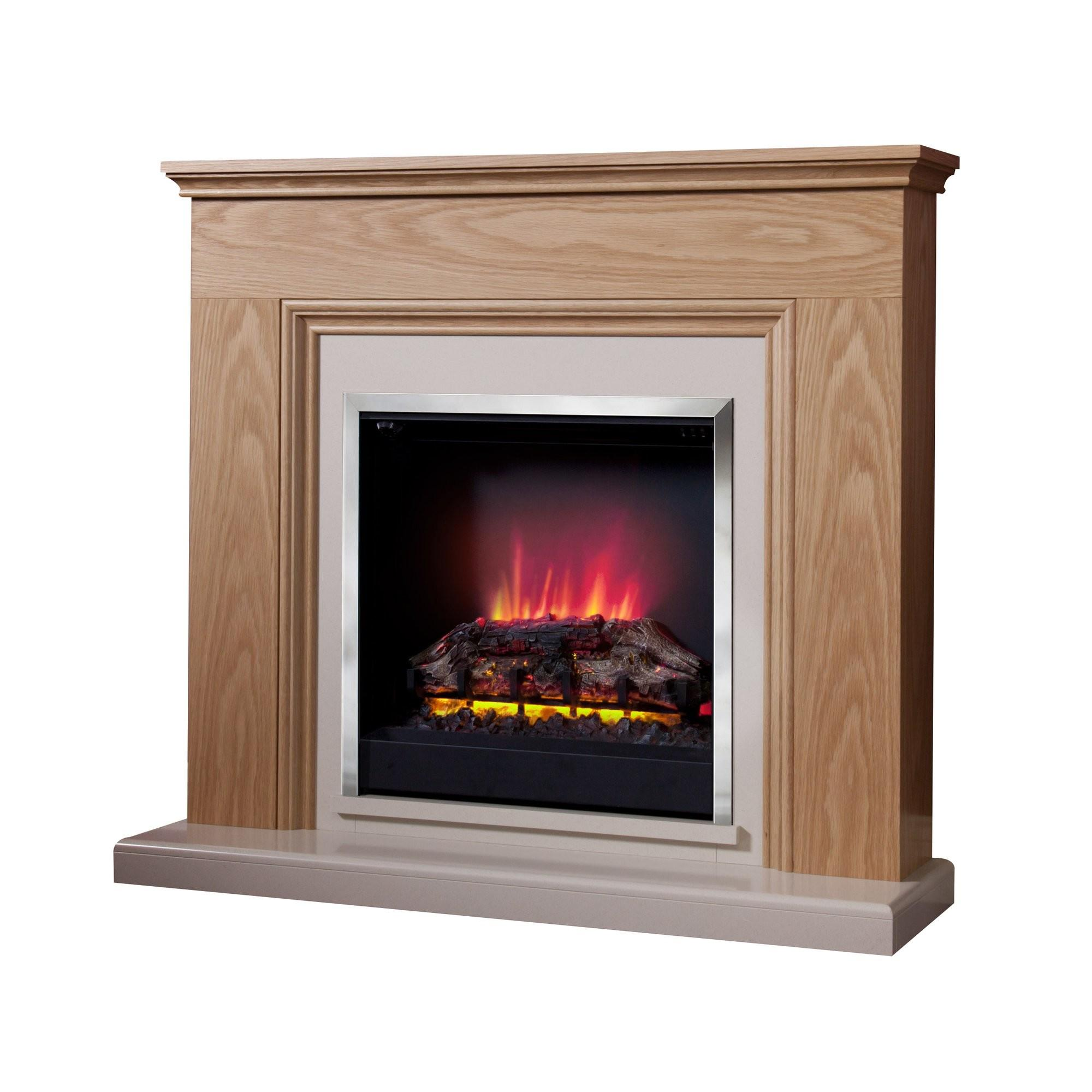 Fake Wood Fireplace Fireplaces
