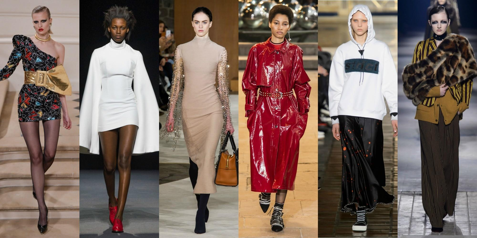 Fall 2016 Fashion Trends Comprehensive Guide New