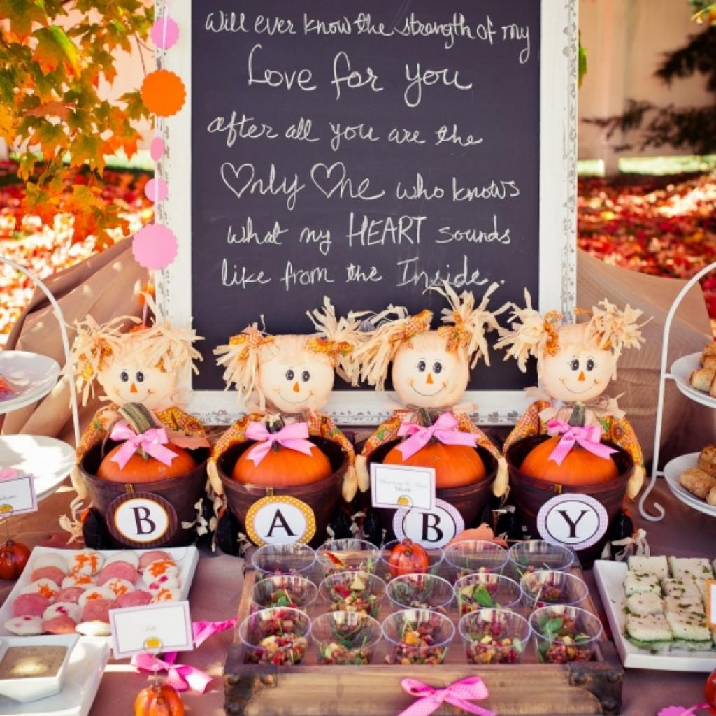 Fall Birthday Party Ideas Toddlers Decoration