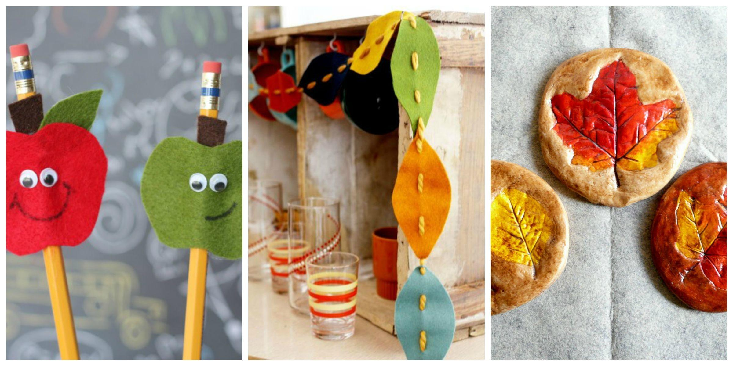 Fall Crafts Kids Activities Project