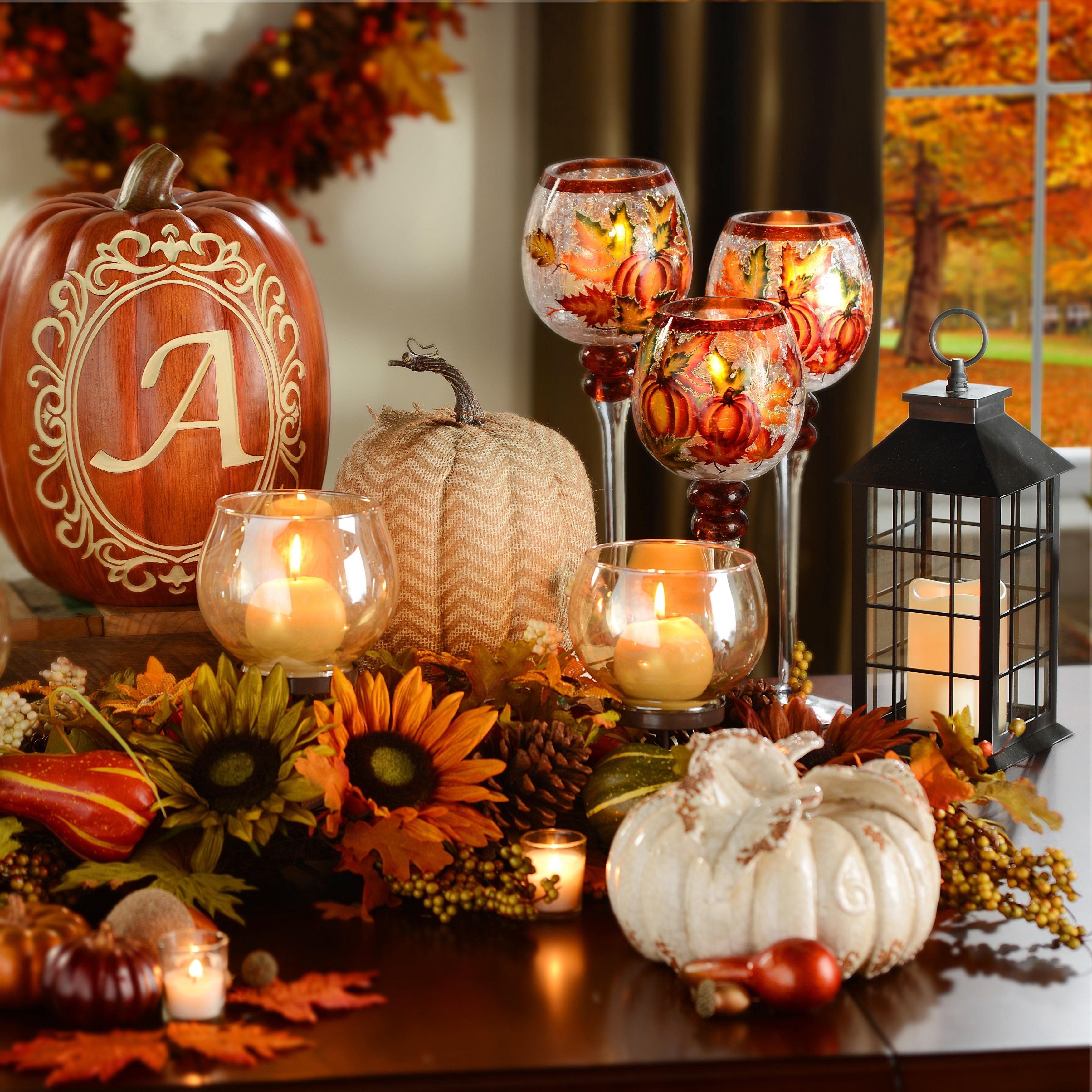 Fall Decorating Ideas Inspiration Kirklands Blog