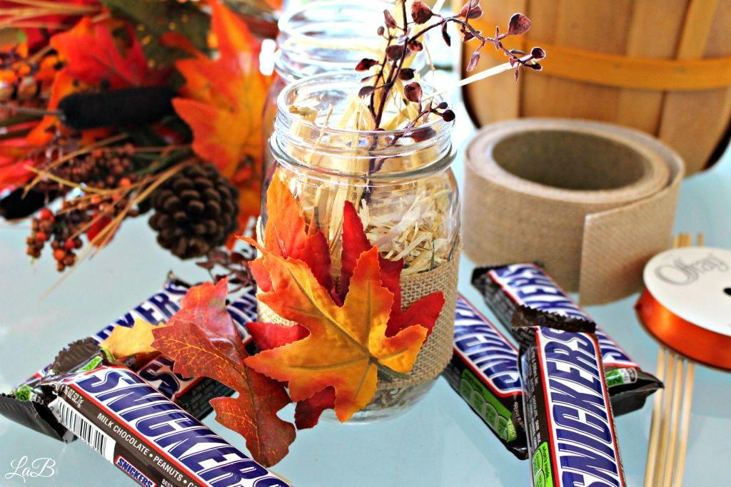 Fall Diy Mason Jar Craft Idea Afternoon Pick