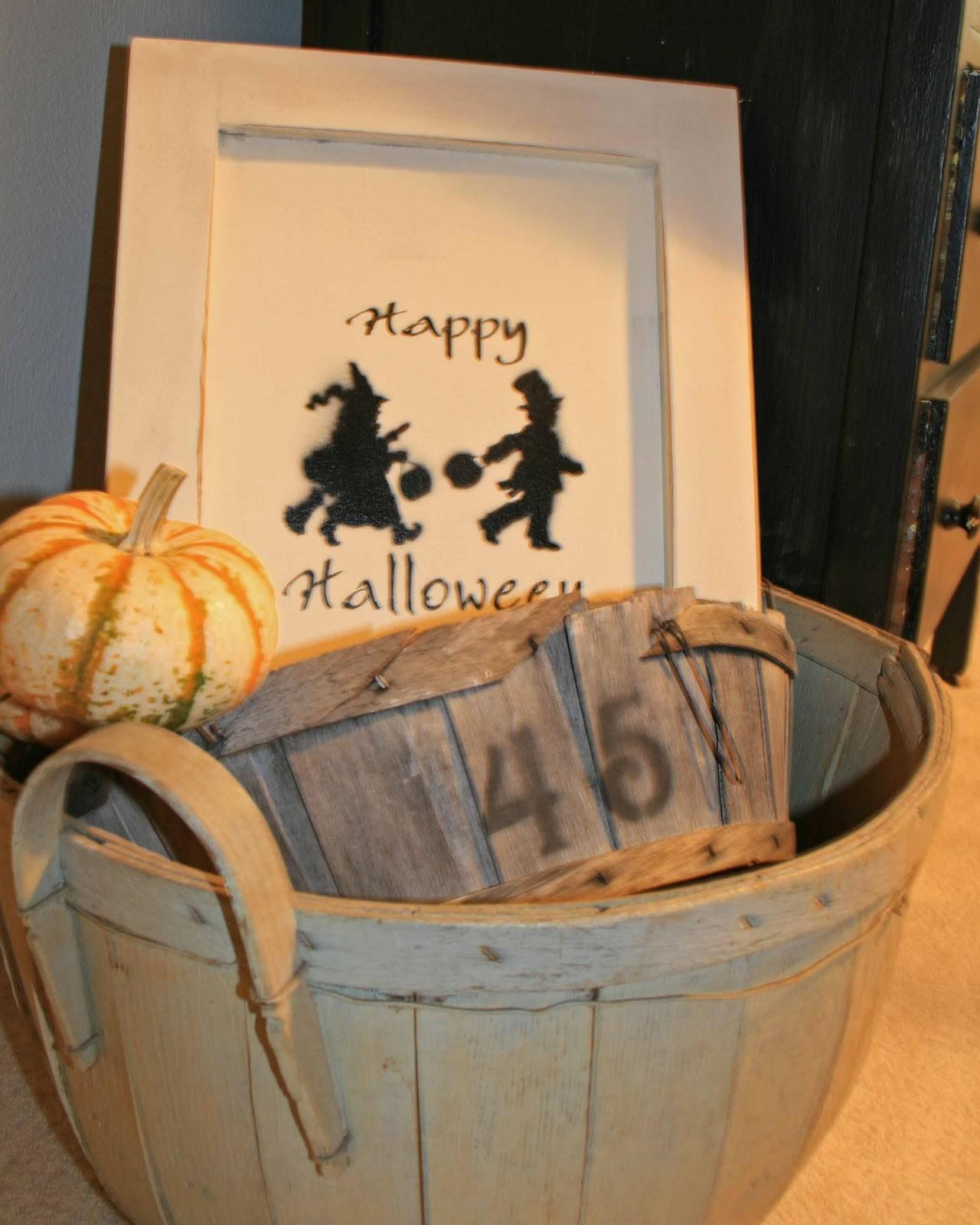 Fall Halloween Decorating Sunday Midwest Cottage Finds