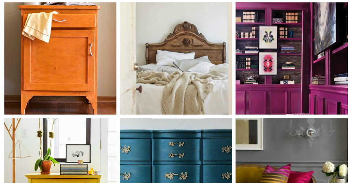 Fall Inspired Furniture Makeovers Thirty Eighth Street