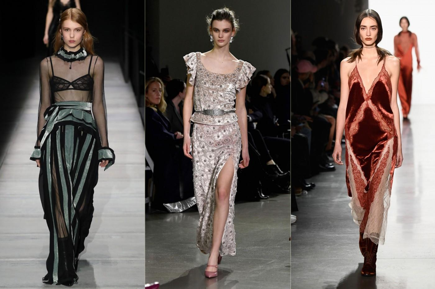 Fall Mini Trends Gaining Steam Nyfw 2018