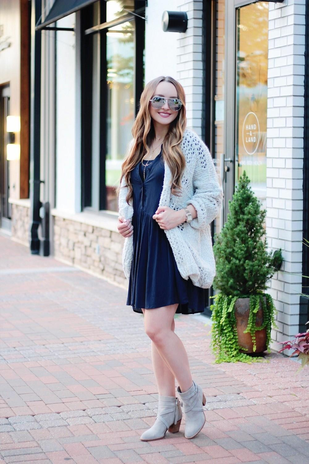 Fall Transition Style Between Two Coasts