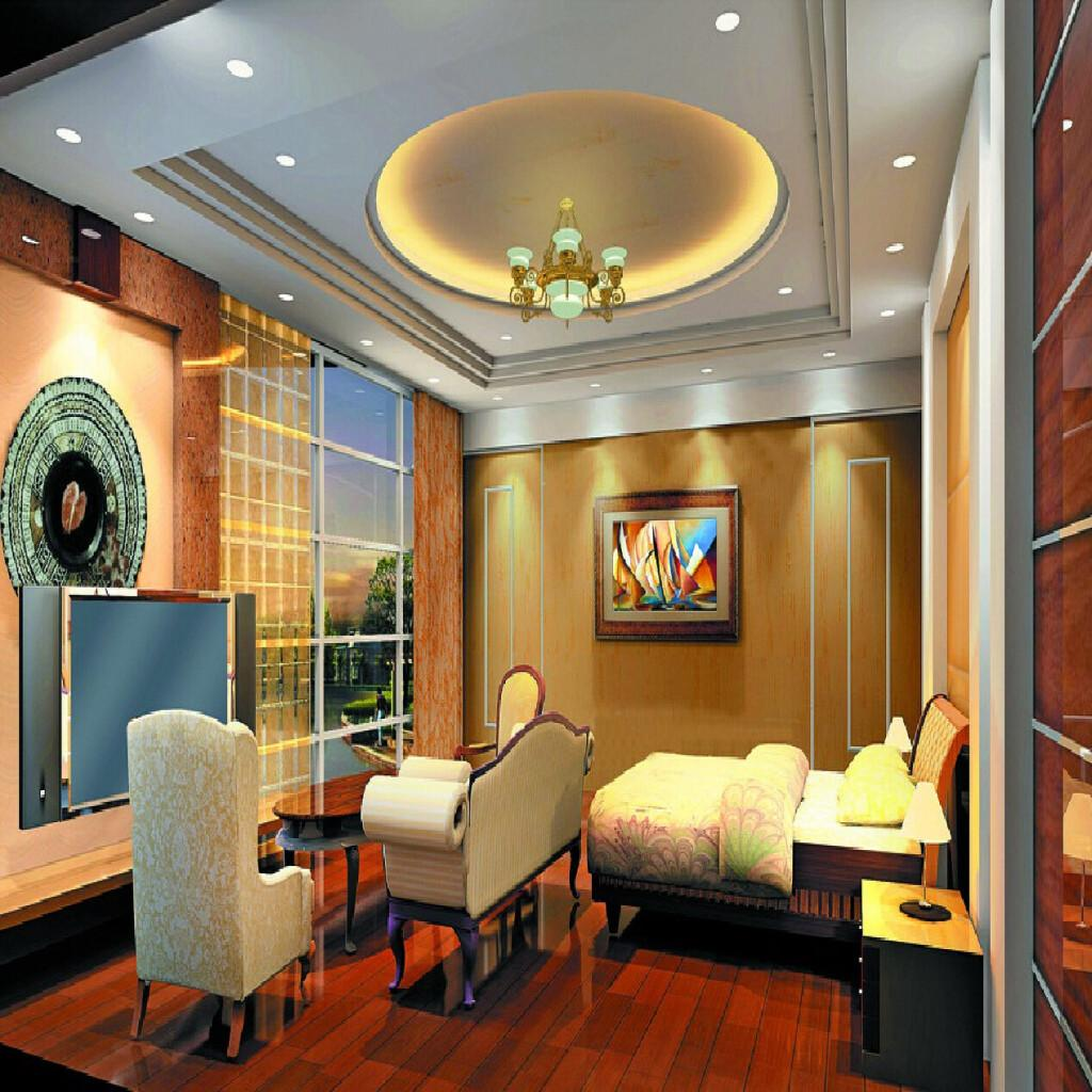 False Ceilings Bedrooms Intended Existing