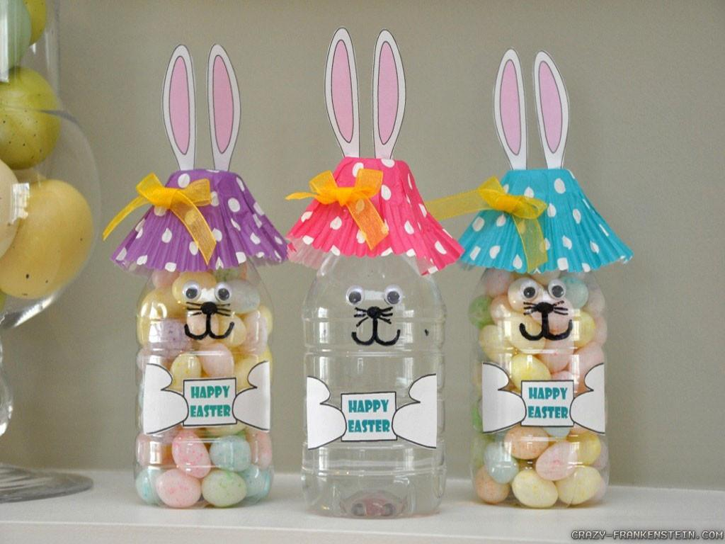 Family Crafts Recipes Easter Bunny