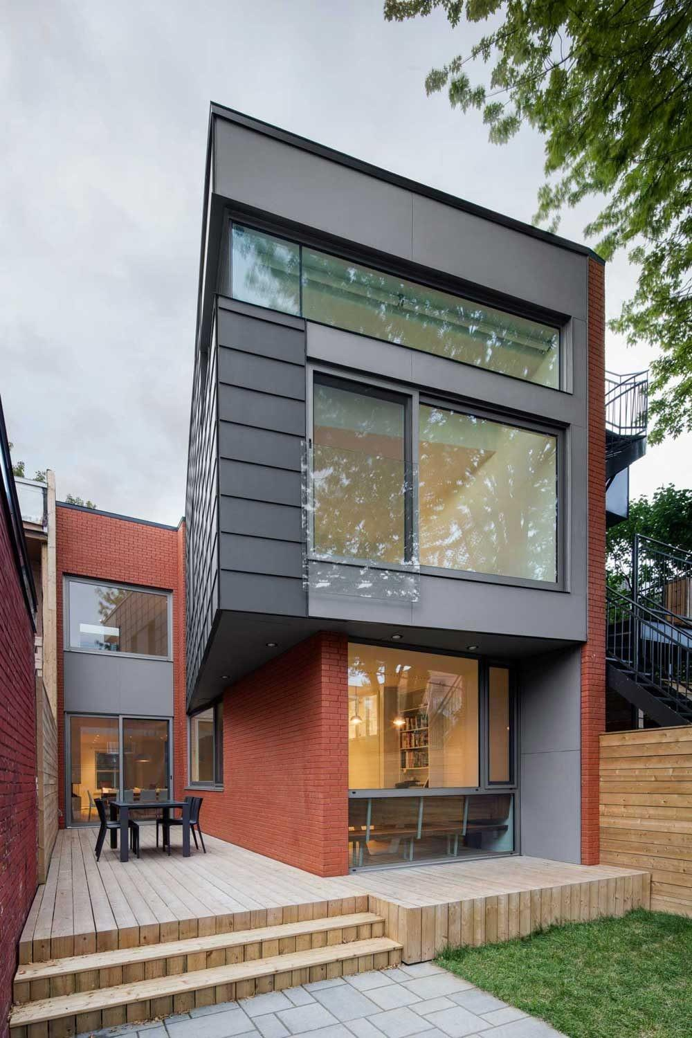 Family Home Transformed Modern Extension Montreal