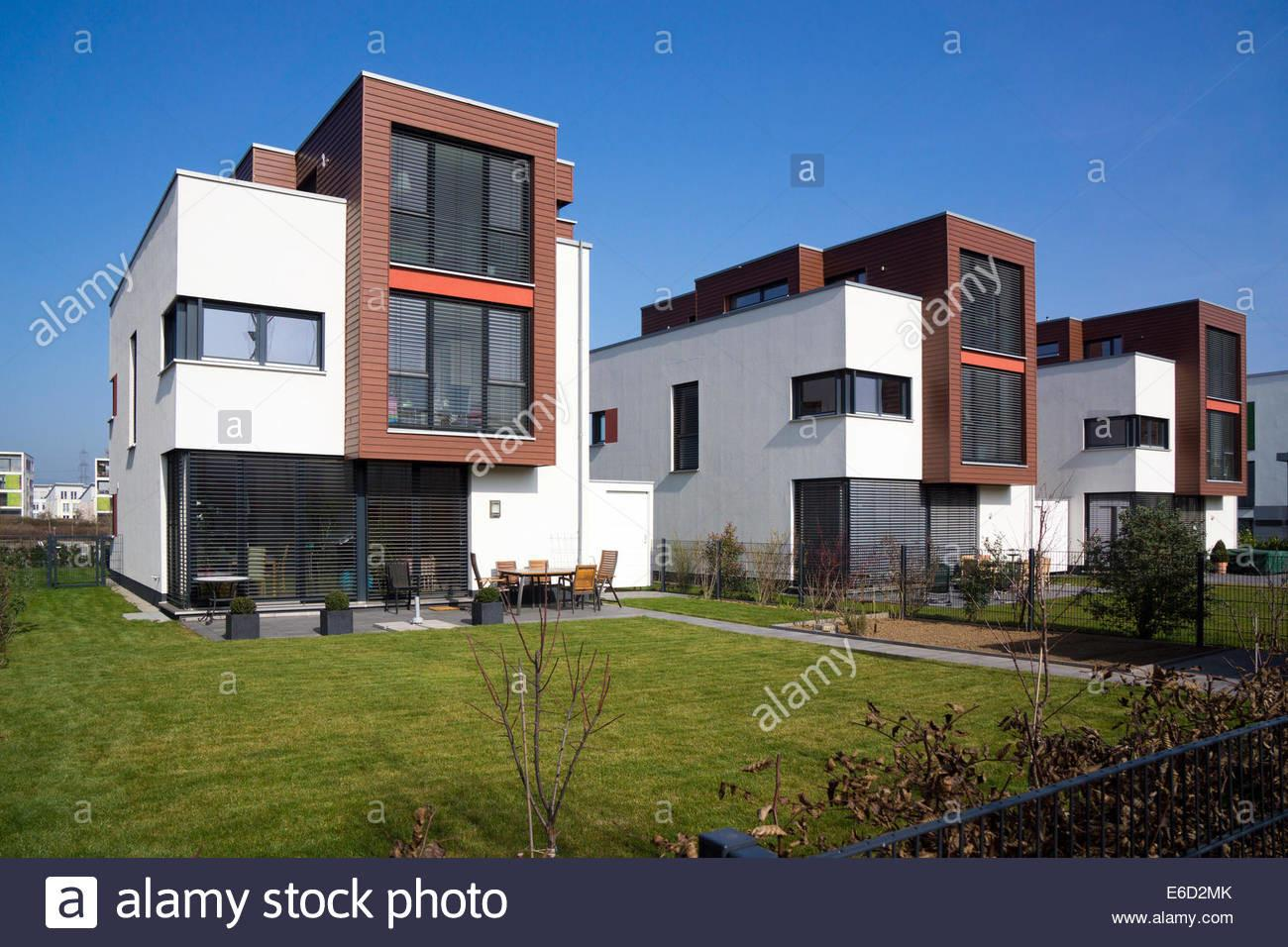Family House Modern Architecture Bauhaus Style