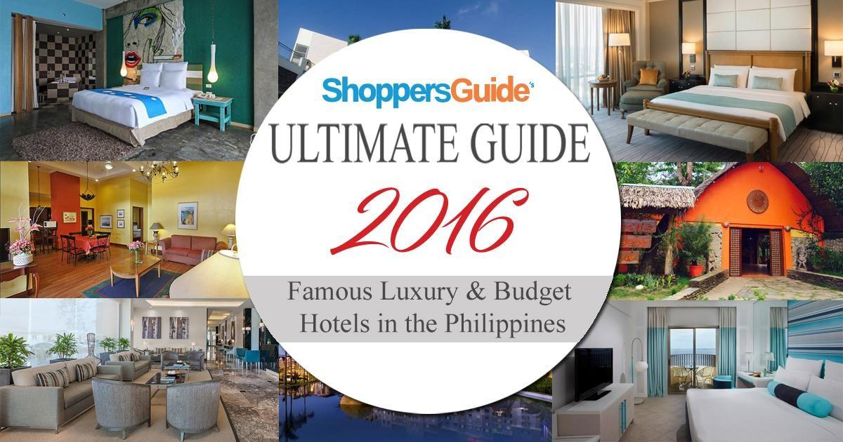Famous Luxury Budget Hotels Philippines