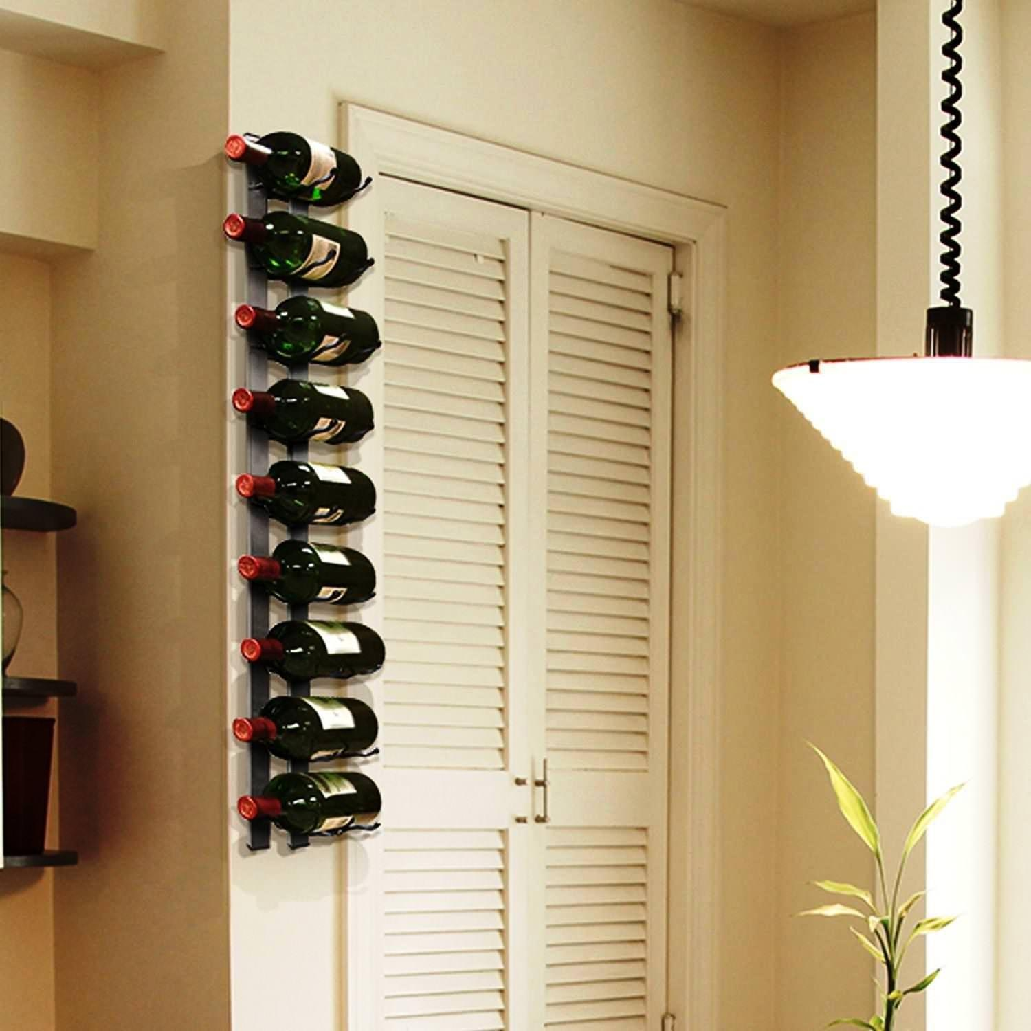Fancy Build Wine Rack Plan Home