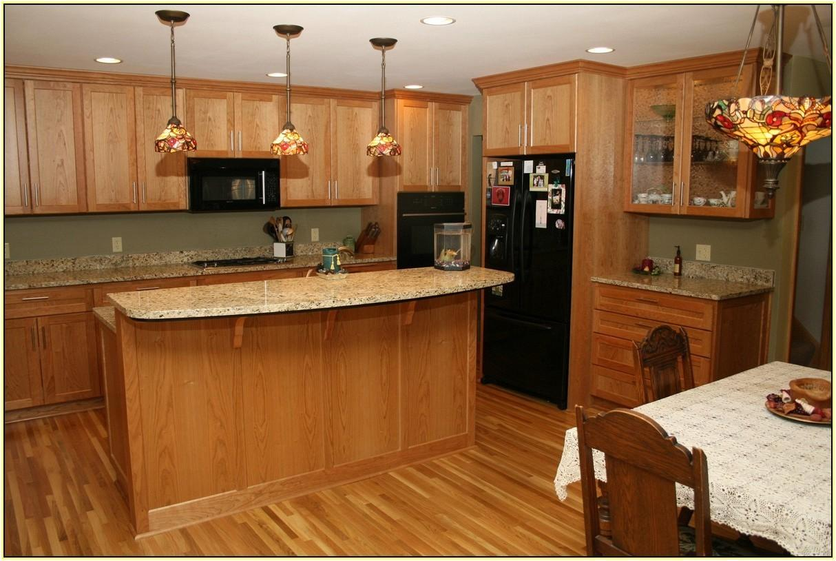Fancy Granite Countertop Appealing White Color Paint