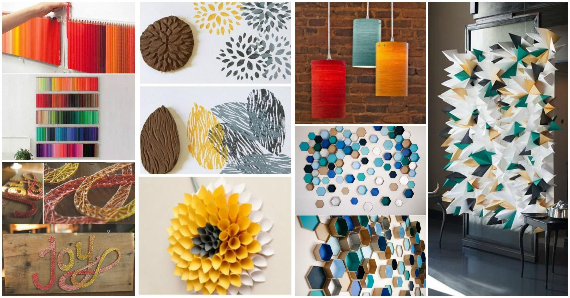 Fantastic Diy Wall Decor Projects Amaze