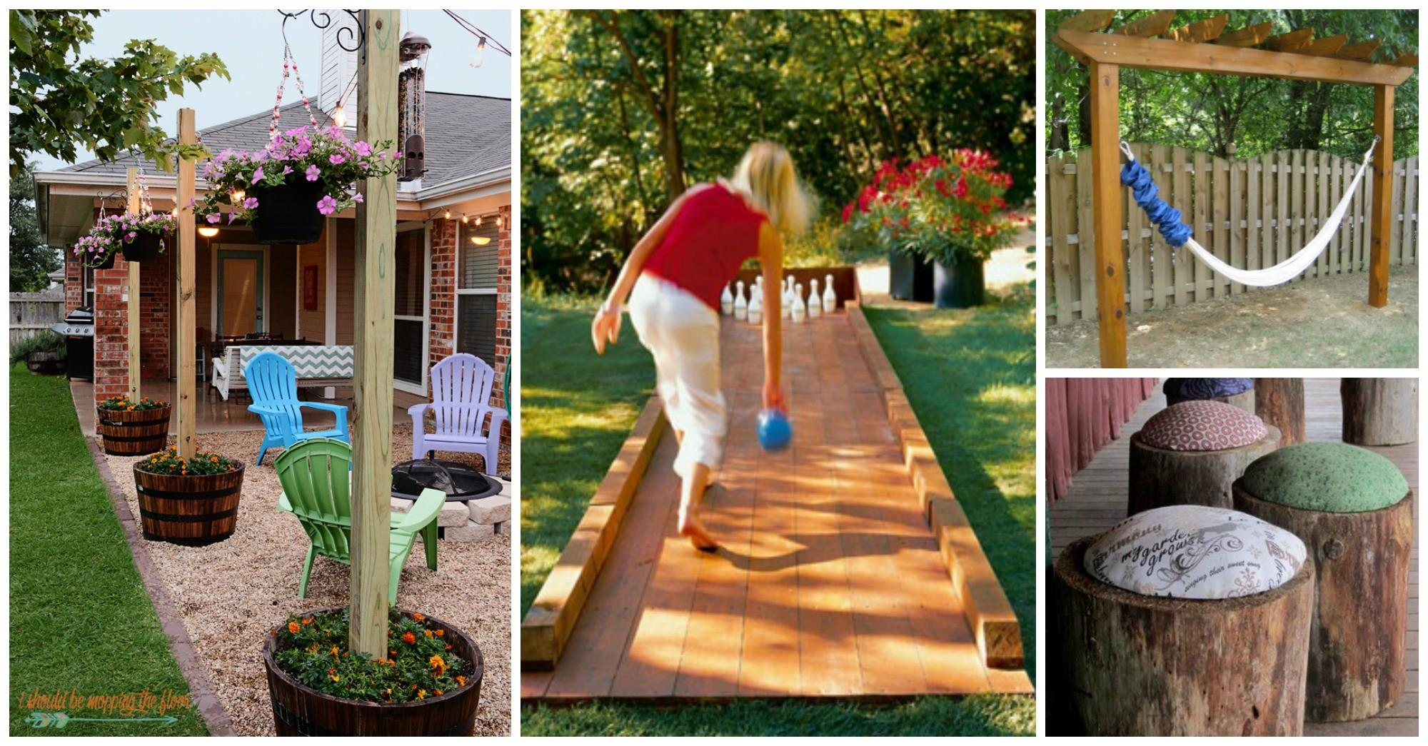 Fantastic Diy Wooden Projects Your Yard Should