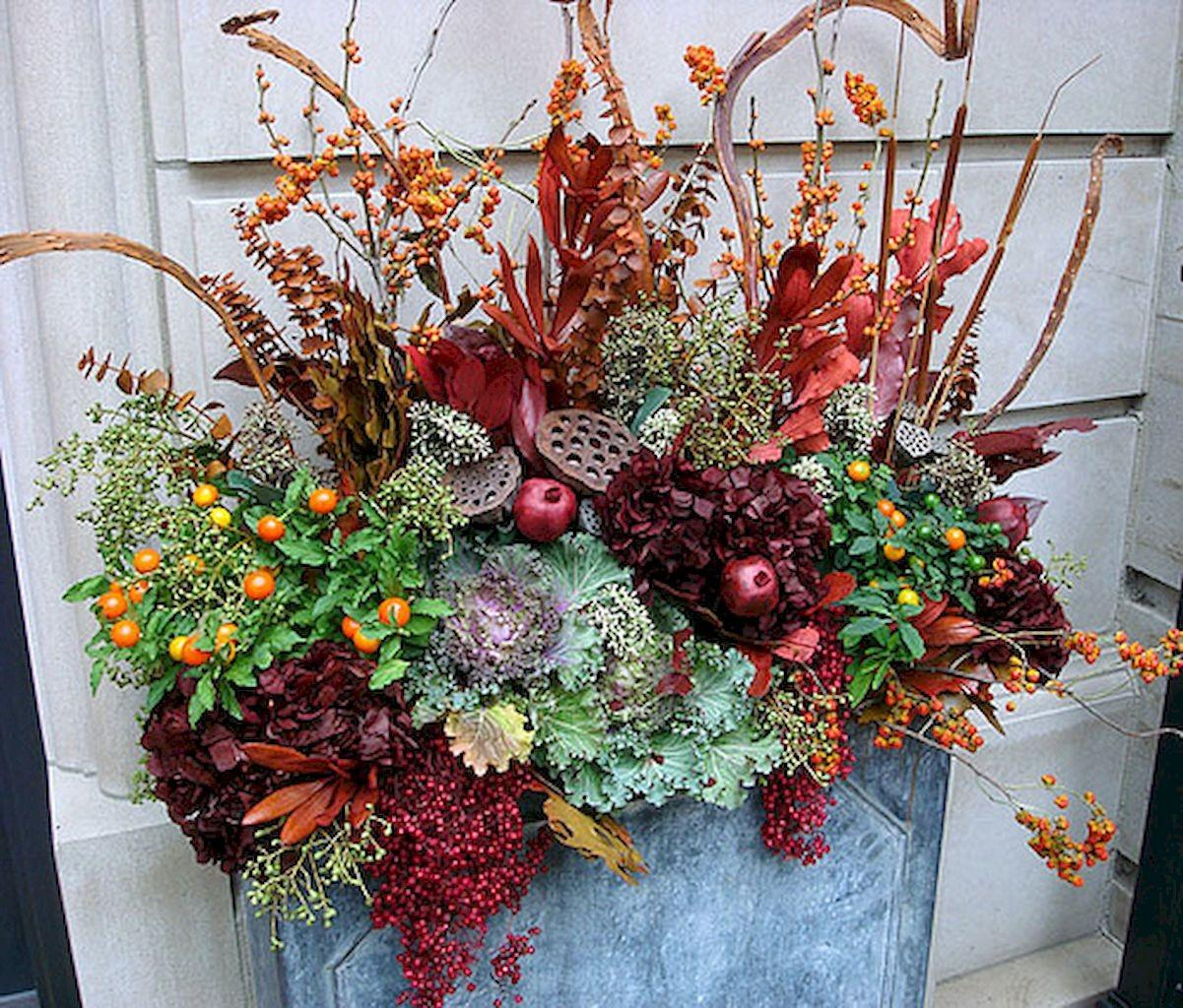 Fantastic Fall Container Gardening Ideas Besideroom