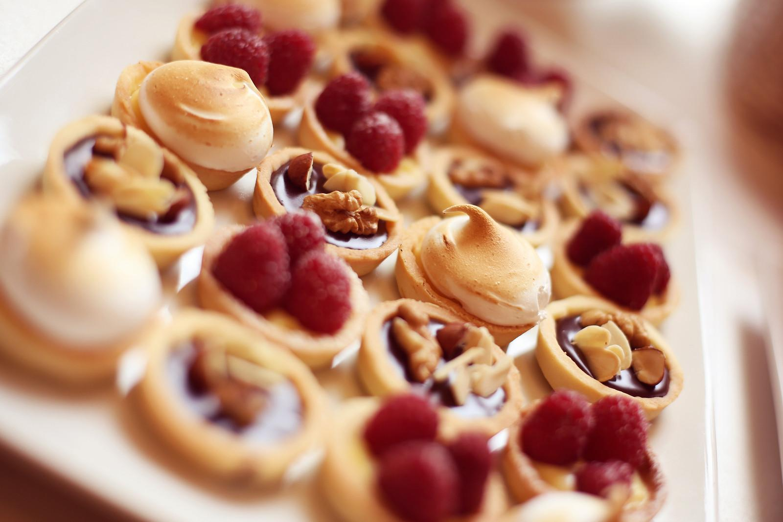 Fantastic Fall Wedding Desserts Catering Raleigh