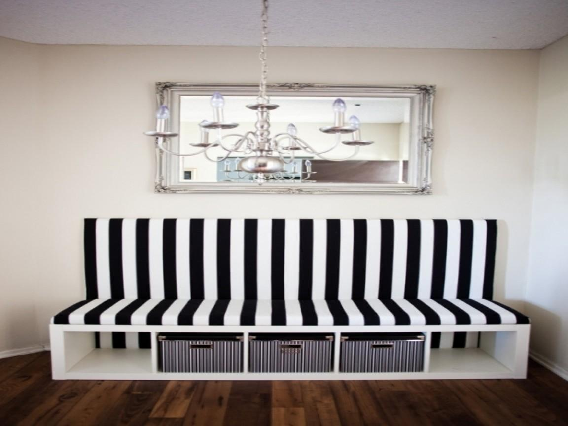 Fantastic Furniture Bookcase Diy Banquette Seating