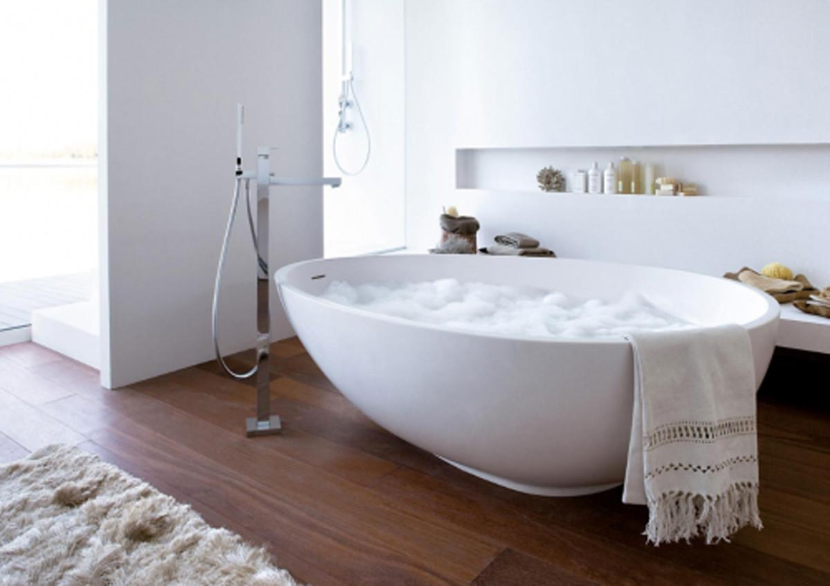 Fantastic Unique Standing Bathtub Decor Decobizz