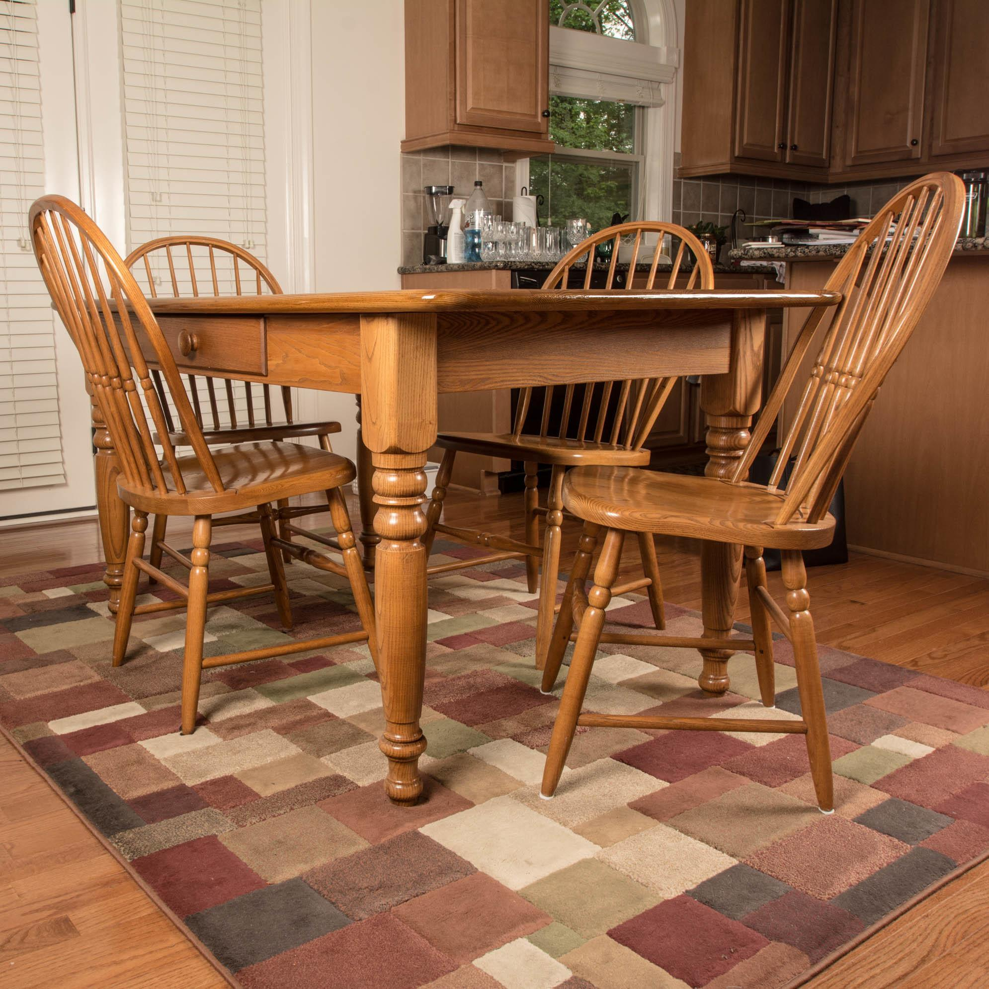Farm Style Dining Room Tables Peenmedia
