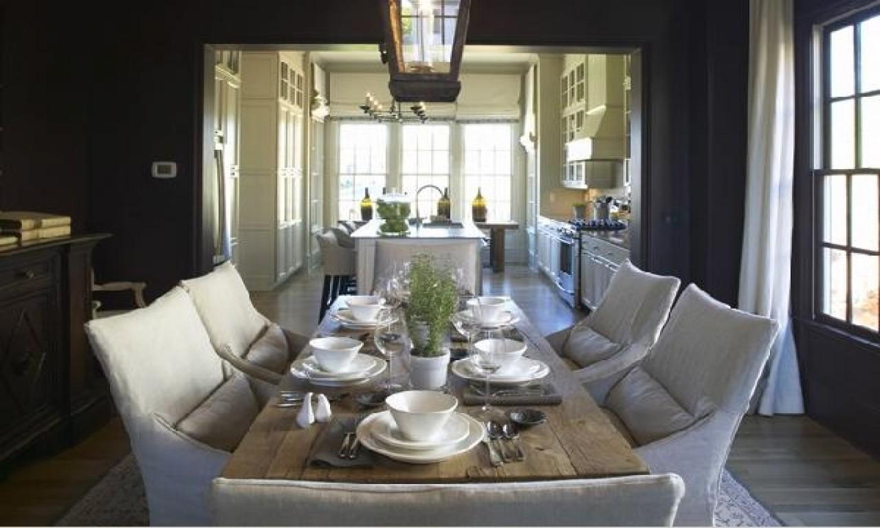 Farmhouse Dining Room Ideas Unassumingly Chic