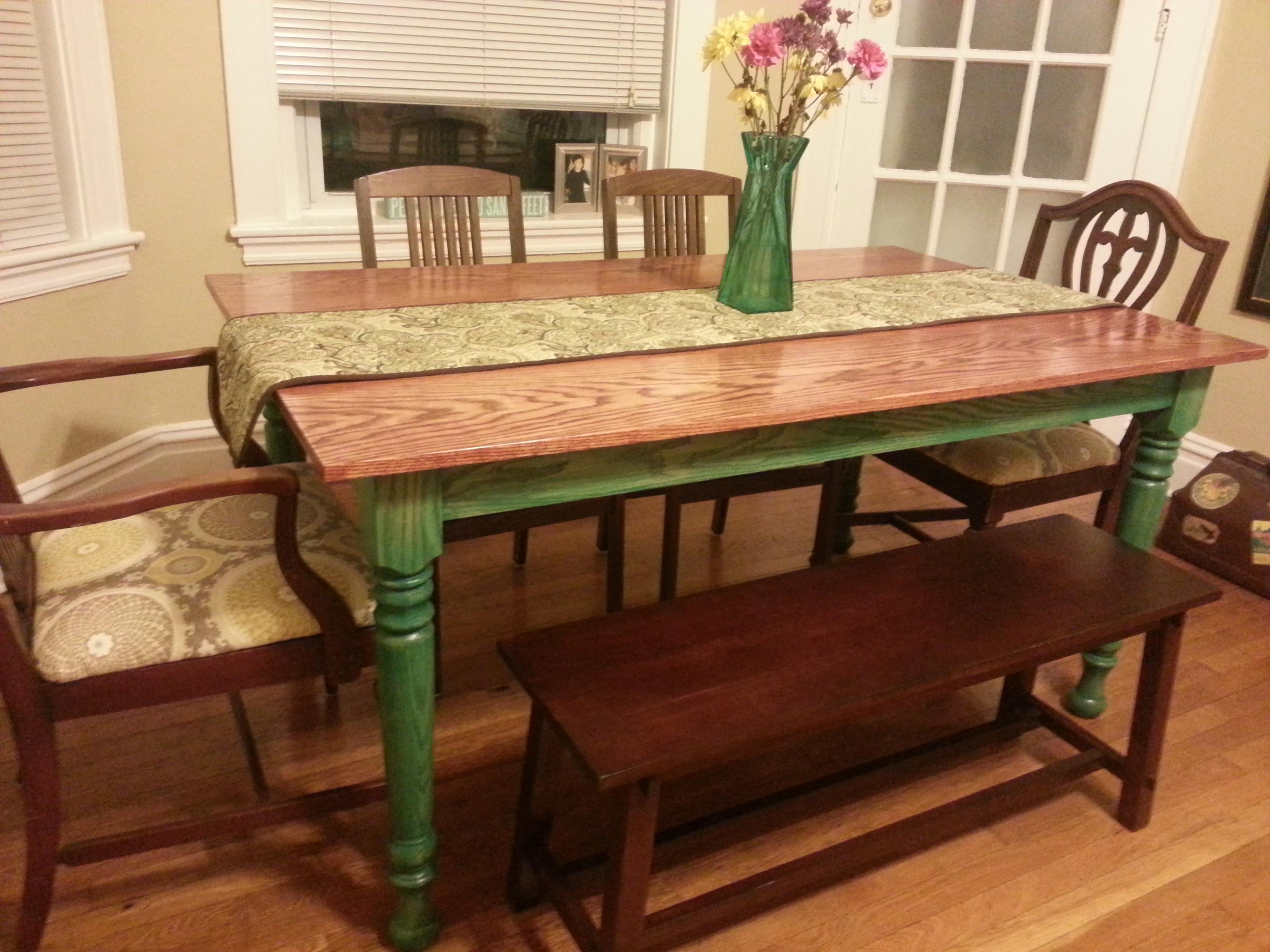 Farmhouse Table Dining Room Igfusa