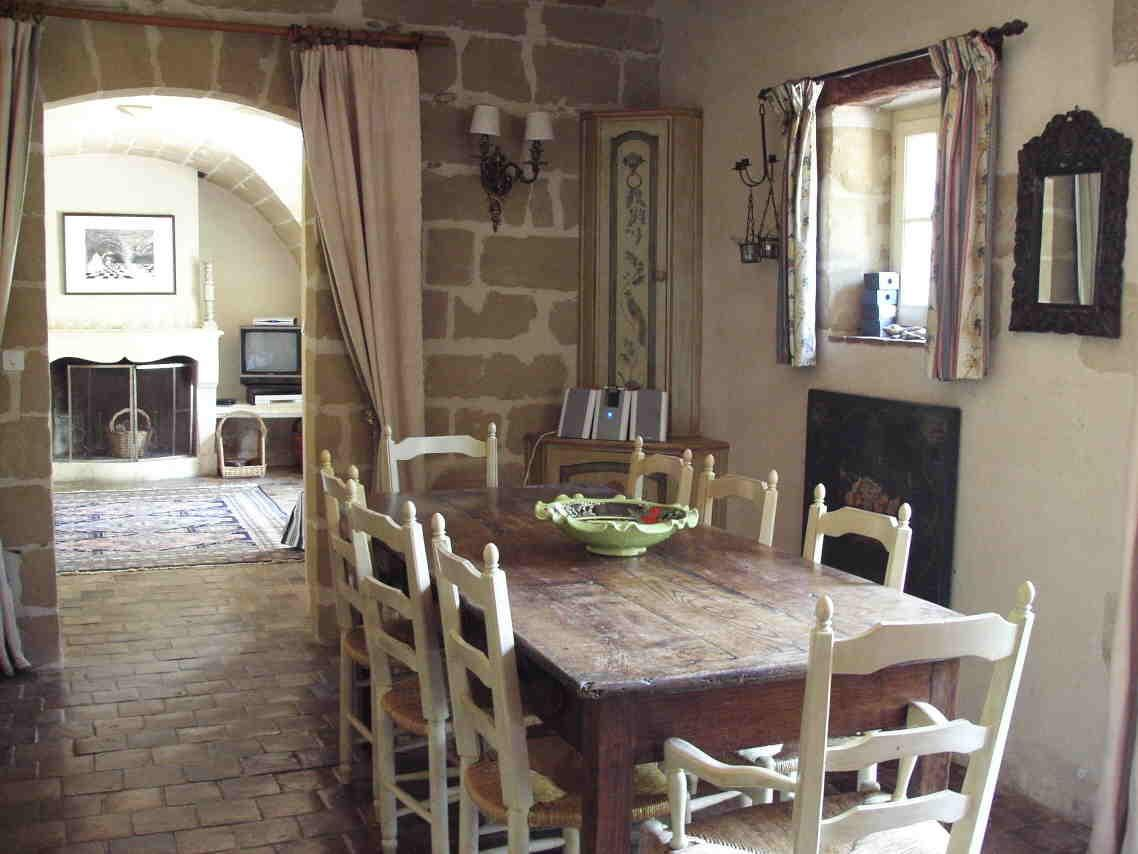 Farmhouse Wooden Kitchen Tables Ageless Rustic Interior