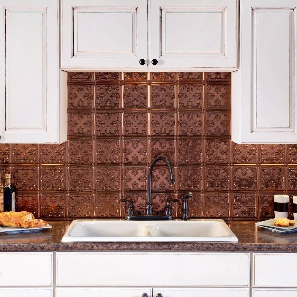 Fasade Traditional Style Oil Rubbed Bronze