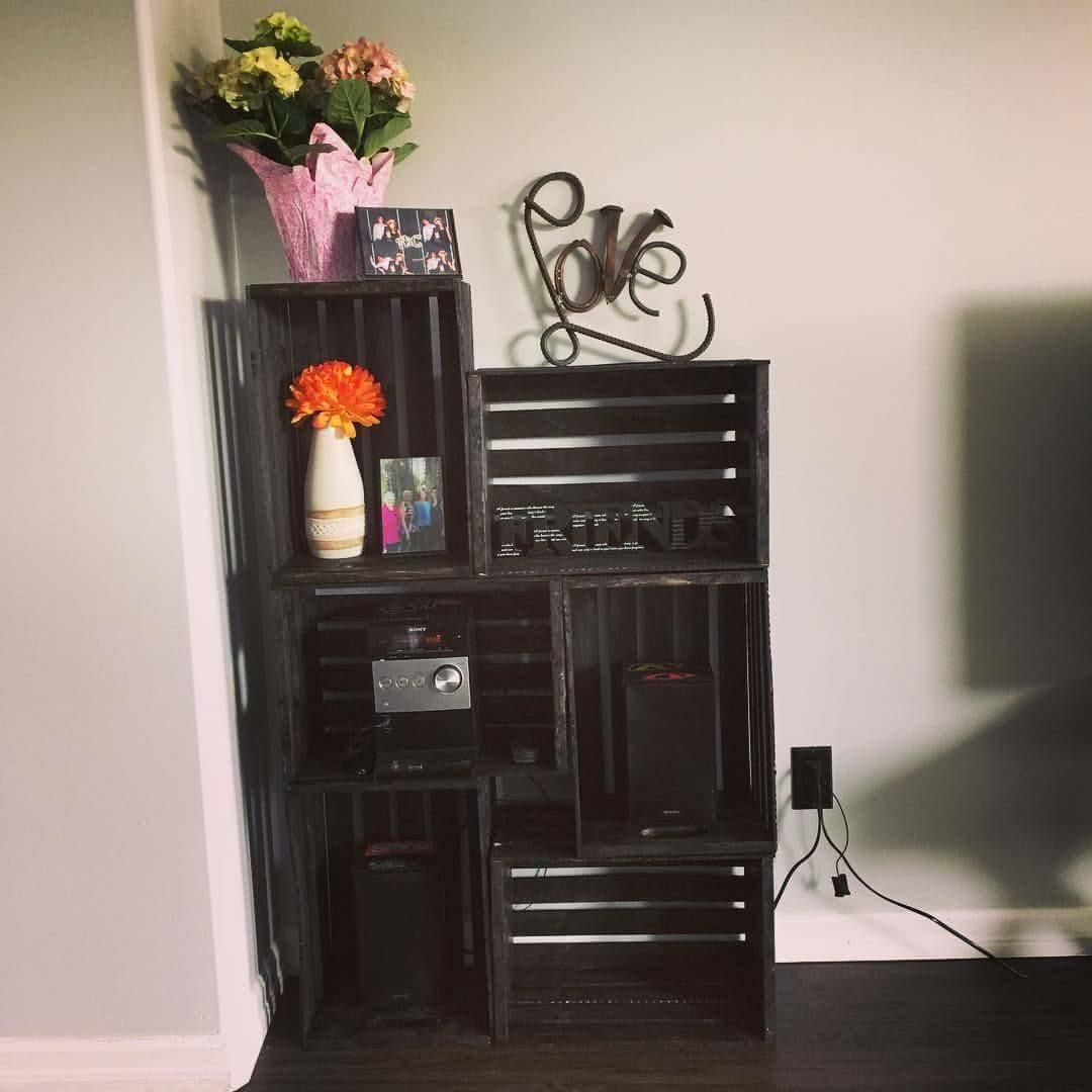 Fascinating Diy Crate Crafts Transform Your Living