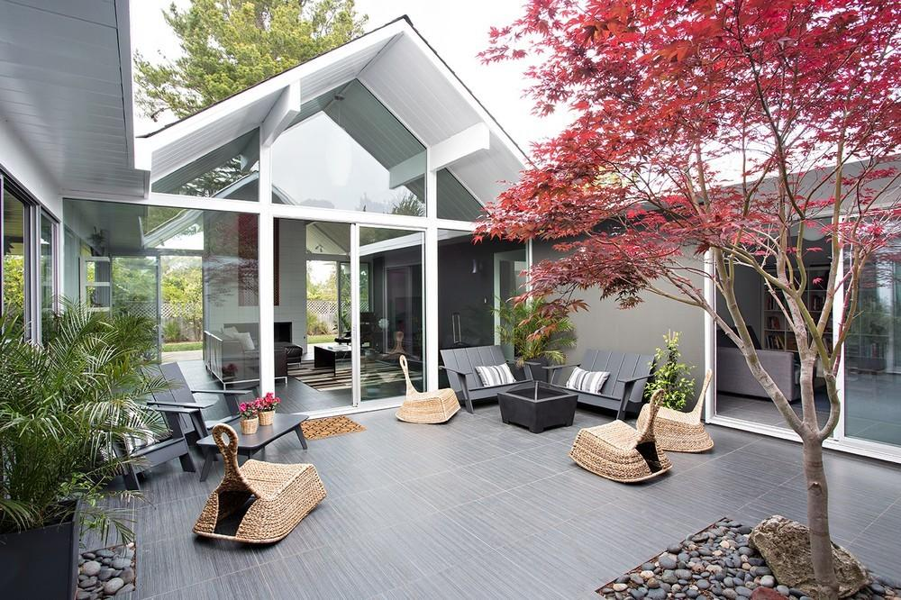 Fascinating Eichler Home Remodel Burlingame California