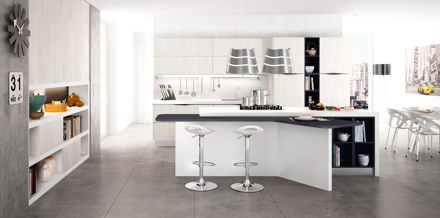 35 Resourceful Modern Kitchen Stools That Are Sparkling With Elegance Look Fabulous Decoratorist