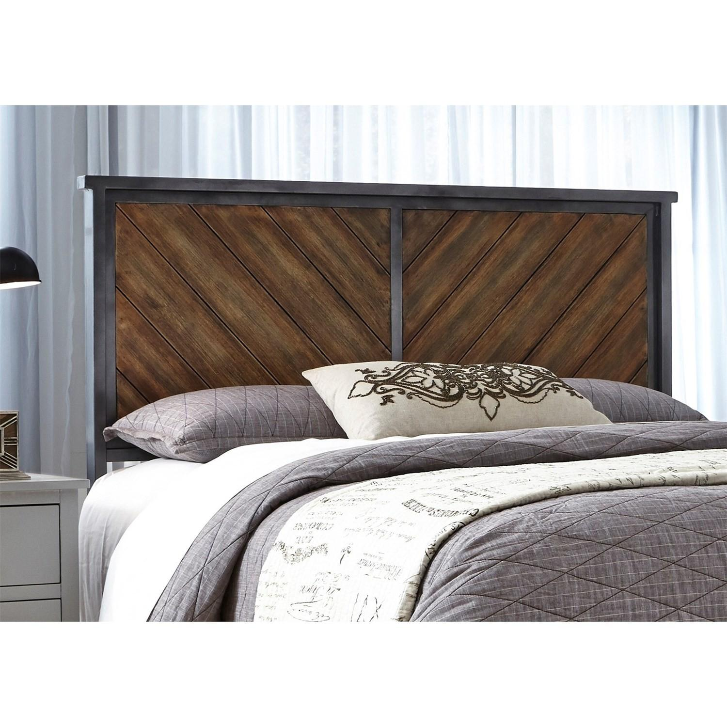 Fashion Bed Group B Braden Headboard Rustic