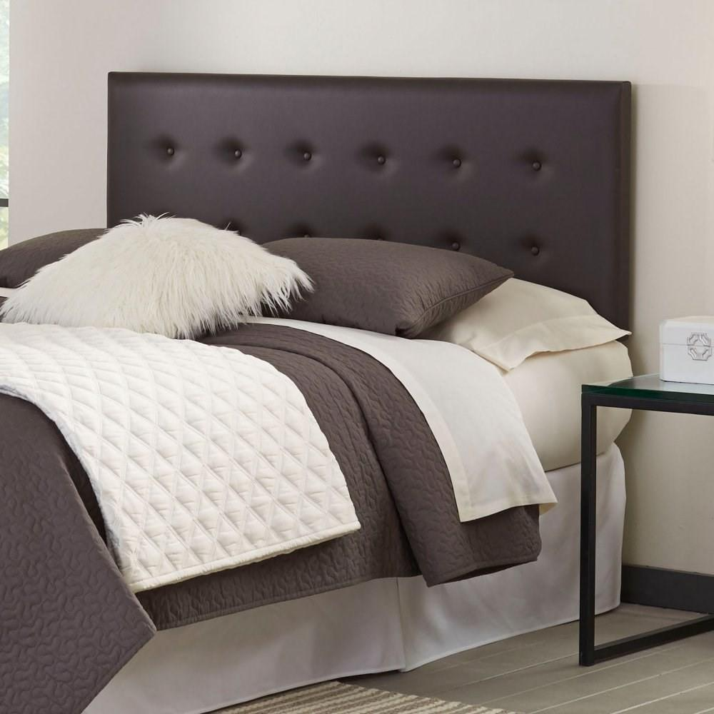 Fashion Bed Group B Franklin Faux Leather Upholstered