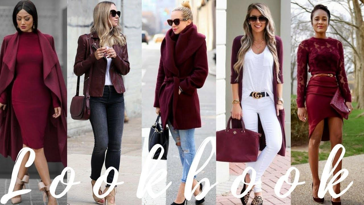 Fashion Madness Rock Wine Hues 2017 Fall