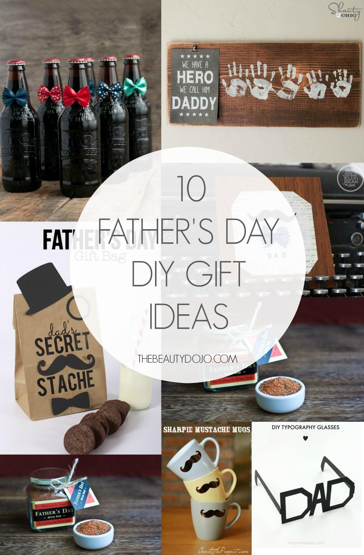 Father Day Diy Gift Ideas
