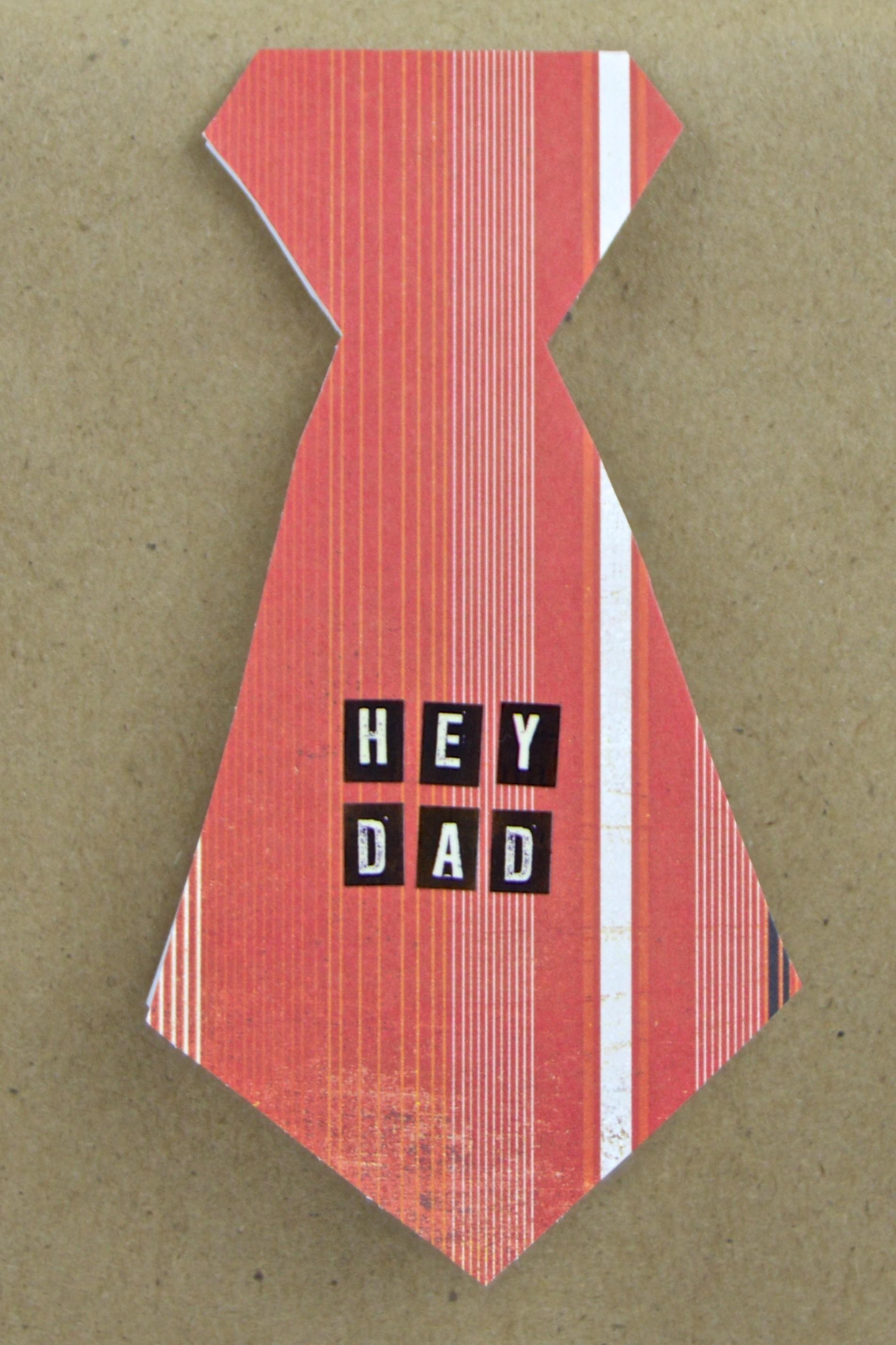 Father Day Diy Tie Gift Revamperate