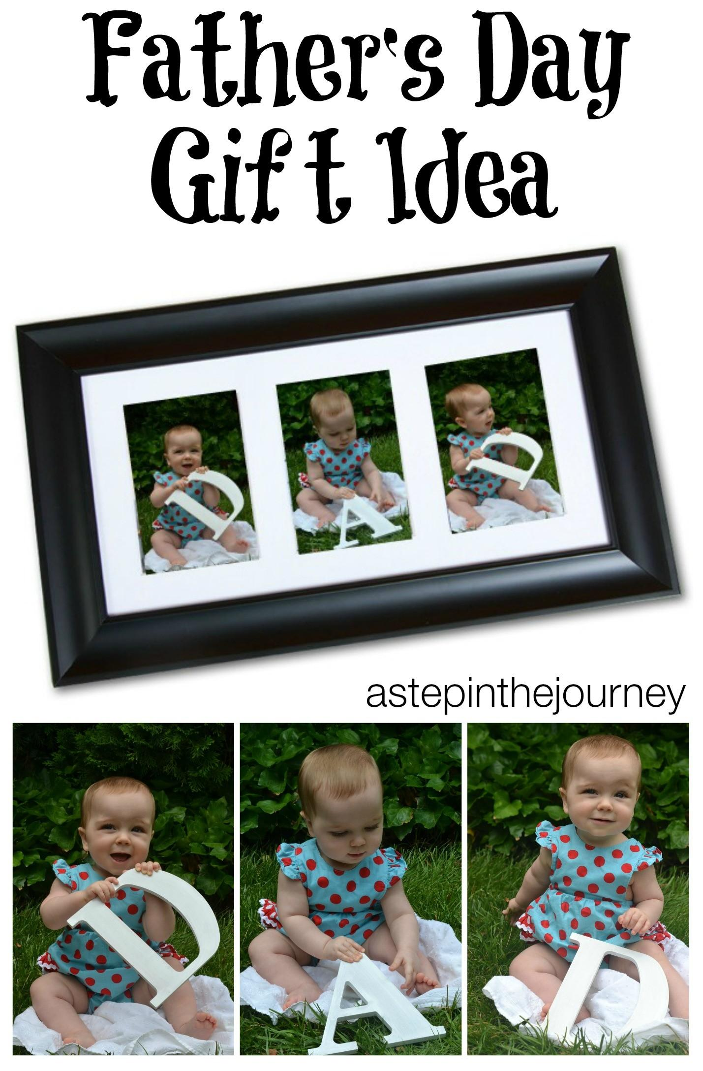 Father Day Gift Idea Little Ones