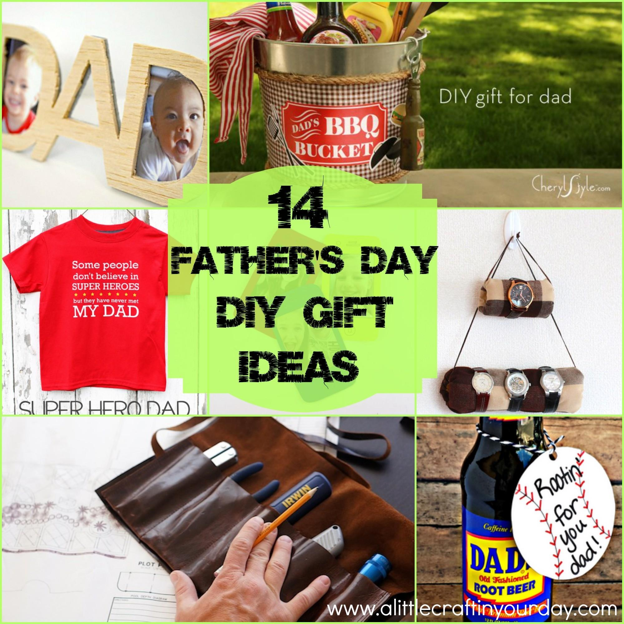 Father Day Gift Ideas Little Craft Your
