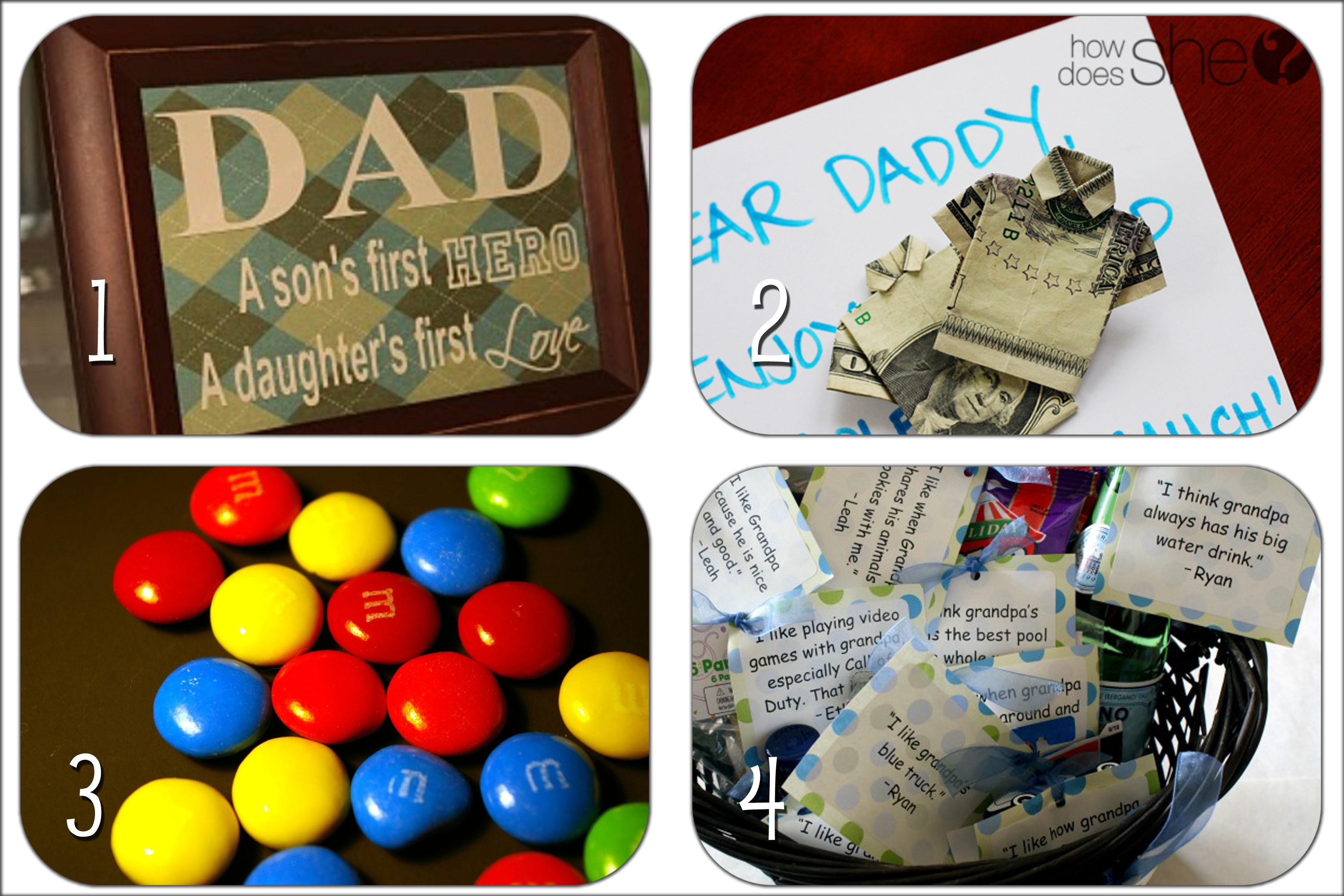 Fathers Day Gift Ideas Kids Craftshady