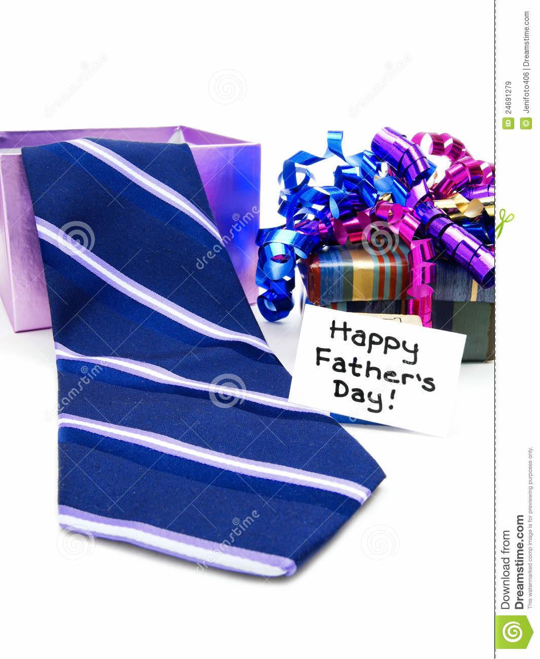 Fathers Day Gifts Stock Open Dads