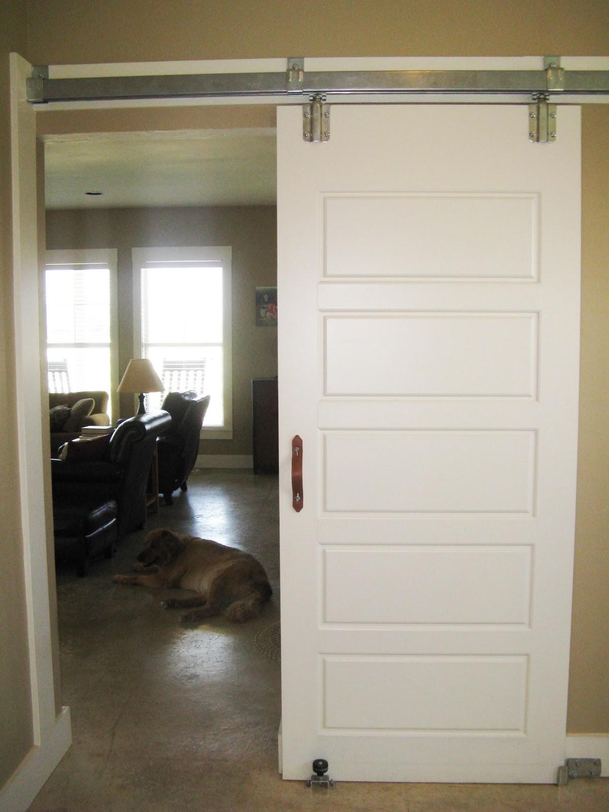 Favorite Farmhouse Feature Interior Barn Doors
